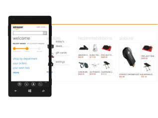 Amazon for WindowsPhone